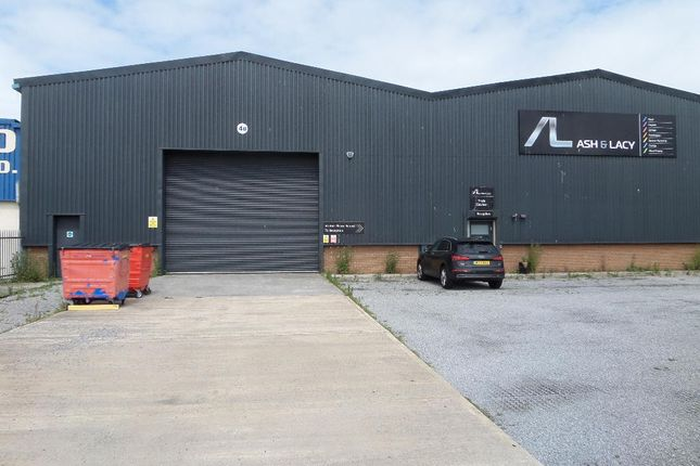 Thumbnail Industrial to let in Rutherglen Centre, Baglan