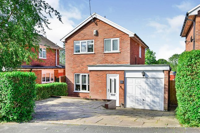 3 bed detached house for sale in St. Austell Avenue, Macclesfield, Cheshire SK10