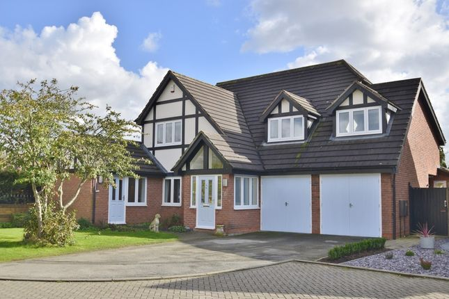 Thumbnail Detached house for sale in Derwent Close, Gamston