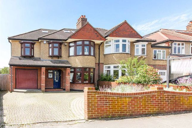 Thumbnail Semi-detached house for sale in Beresford Drive, Woodford, Essex