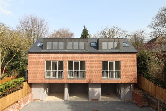 Thumbnail Town house for sale in Out Westgate, Bury St Edmunds