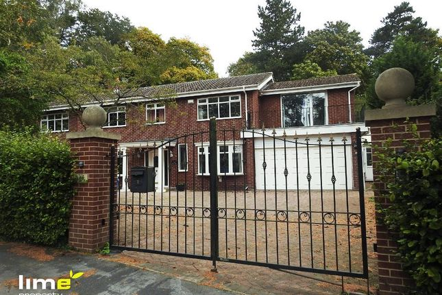 Thumbnail Detached house to rent in Grange Park, Swanland, Hull