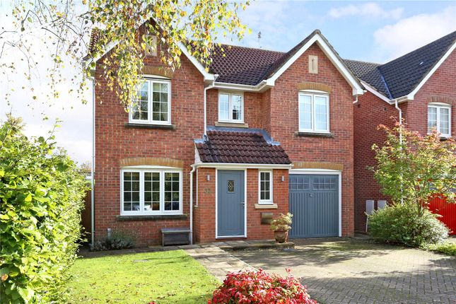 Thumbnail Detached house for sale in Shipley Close, Alton, Hampshire