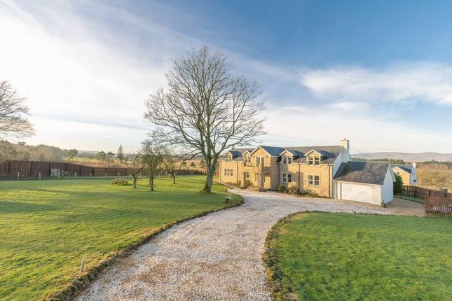 Thumbnail Detached house for sale in The Farmhouse, Roseview, Leadburn, West Linton