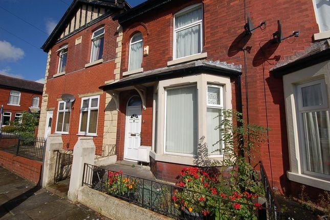 Terraced house for sale in Markham Road, Blackburn