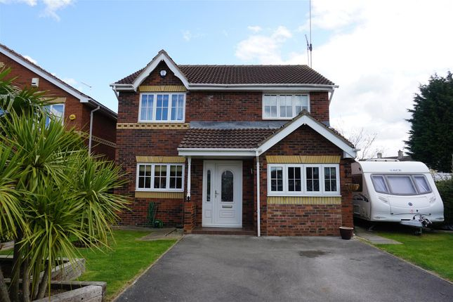 Thumbnail Detached house for sale in Bailey Mews, Scawthorpe, Doncaster