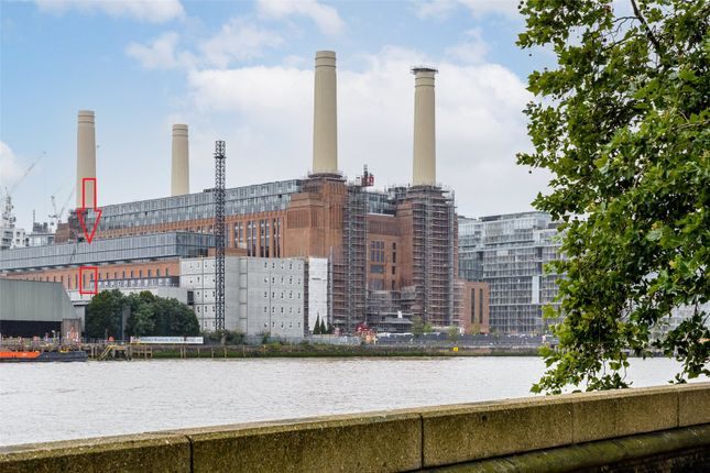 3 bed flat for sale in Battersea Power Station, Switch House East, Nine Elms SW8