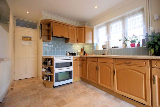 Kitchen of Meadowbank Road, Fareham PO15