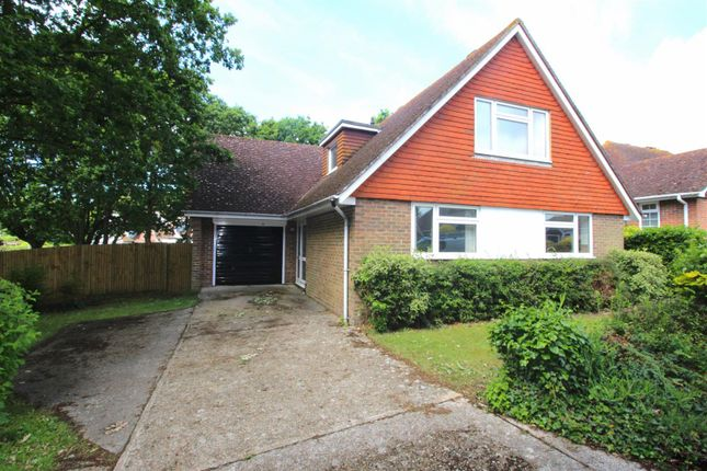Thumbnail Detached house to rent in Fowlers Close, Bexhill-On-Sea