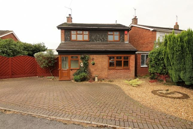 Thumbnail Detached house for sale in Knightsbridge Lane, Willenhall