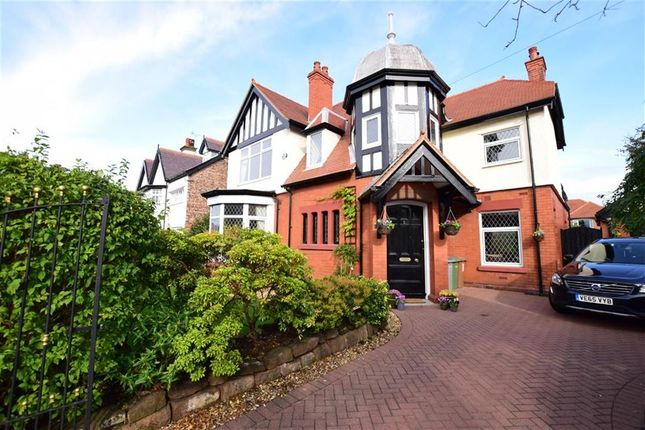 Thumbnail Detached house for sale in Rolleston Drive, Wallasey, Merseyside