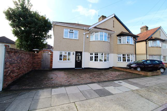 Thumbnail Semi-detached house for sale in Plymstock Road, Welling