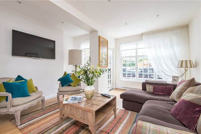 4 bed terraced house for sale in St John's Wood Terrace, St John's Wood, London