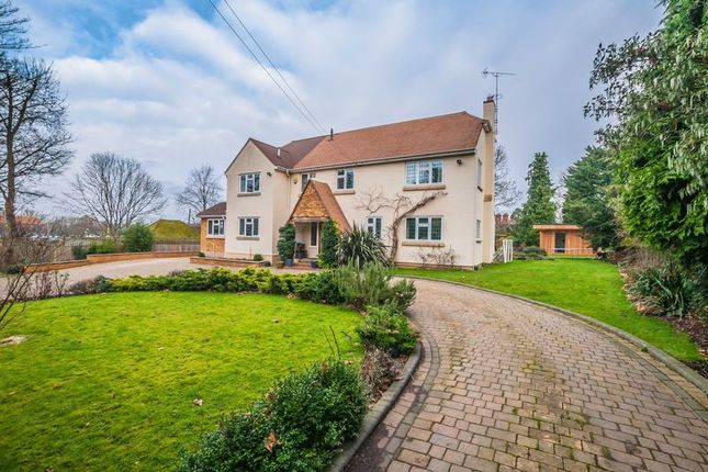 Thumbnail Detached house for sale in The Hatch, Windsor