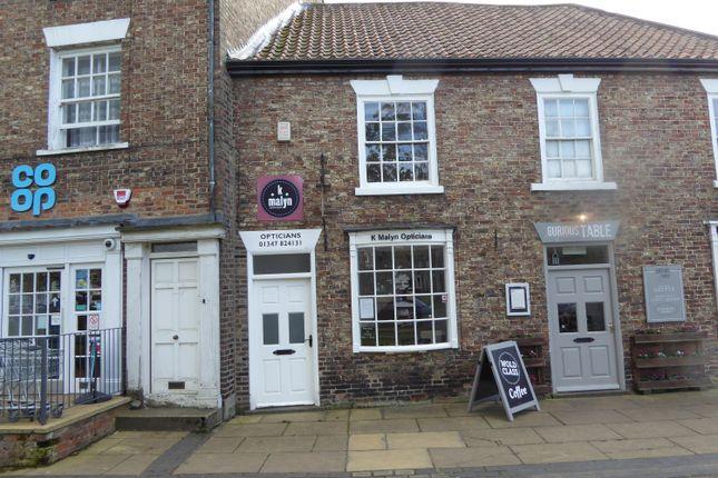 Thumbnail Retail premises to let in Shop Premises, Market Place, Easingwold, York