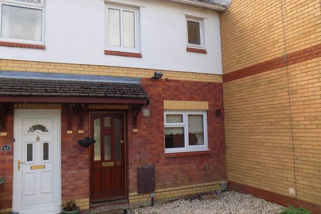 Thumbnail Semi-detached house to rent in Clos Aneurin, Rhydyfelin, Pontypridd