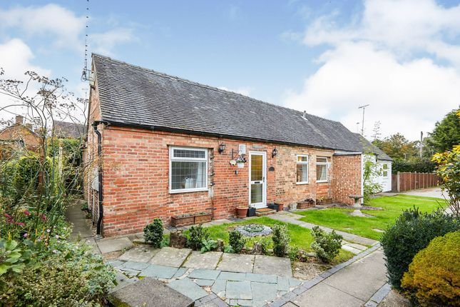 Thumbnail Barn conversion for sale in Brook Court, Thulston, Derby