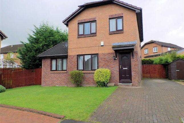 Thumbnail Detached house for sale in Millburn Gardens, Gardenhall, East Kilbride