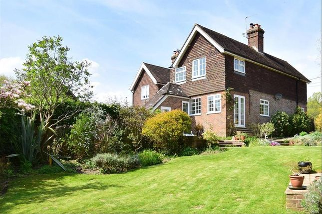 Thumbnail Semi-detached house for sale in Fairhazel, Piltdown, Uckfield, East Sussex