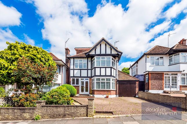 Thumbnail Detached house for sale in Woodward Avenue, London