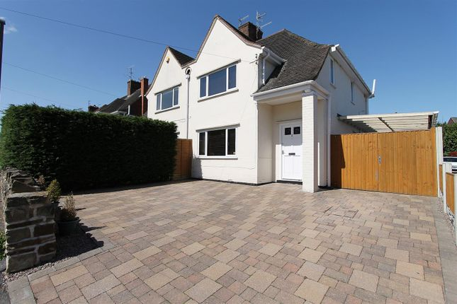 3 bedroom semi-detached house for sale in Churston Road, Ashgate, Chesterfield