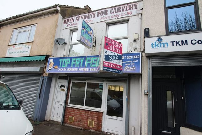 Thumbnail Restaurant/cafe to let in Two Mile Hill Road, Kingswood, Bristol