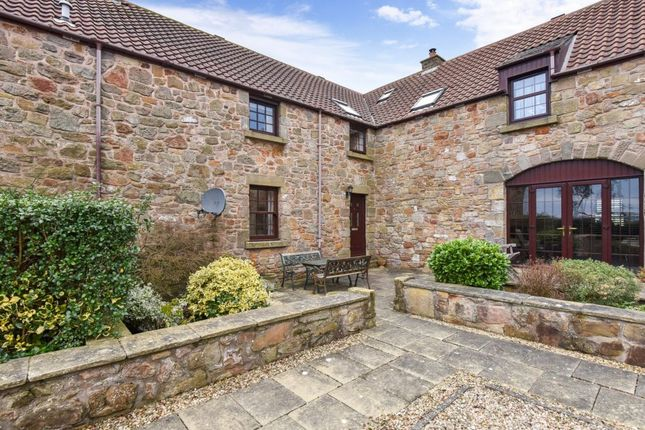 Thumbnail Terraced house for sale in 2 The Cotts, Cauldcotts, Anstruther