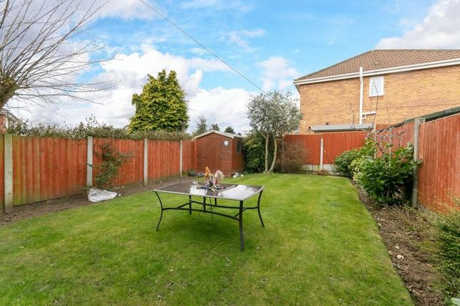 Rear Garden of Parkwood Road, Whiston, Prescot L35