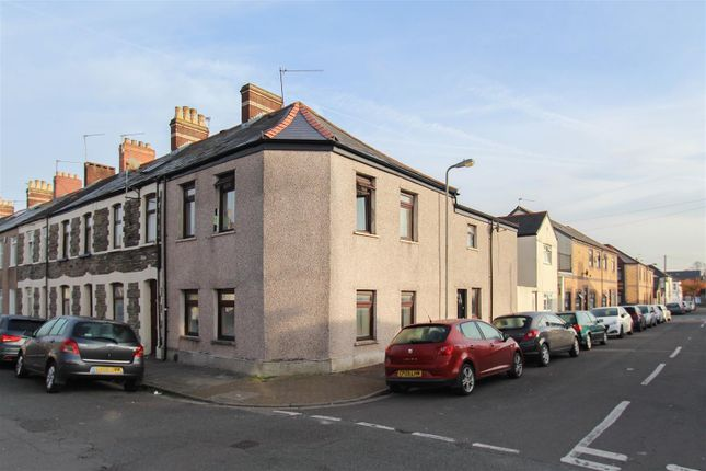 Thumbnail End terrace house for sale in Thesiger Street, Cathays, Cardiff