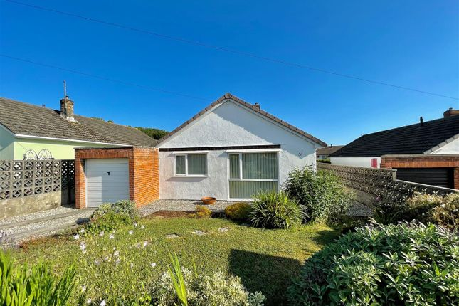Thumbnail Detached bungalow for sale in Springfield Close, Elburton, Plymouth
