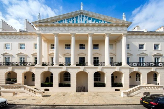 Thumbnail Terraced house for sale in Hanover Terrace, Regent's Park, London
