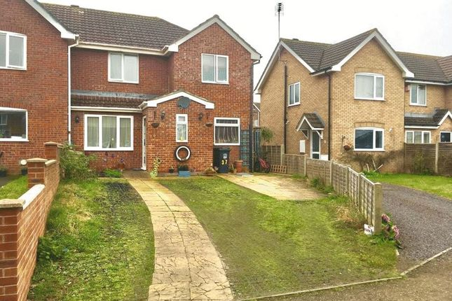 Thumbnail Semi-detached house for sale in West Garston, Banwell