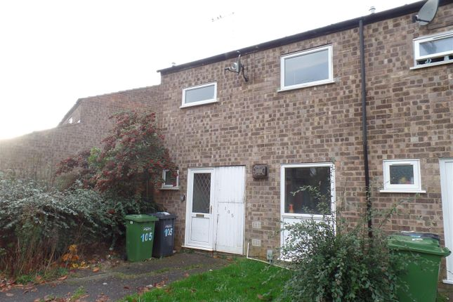 Thumbnail Terraced house to rent in Linkside, Bretton, Peterborough