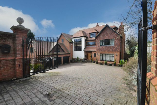 Thumbnail Detached house for sale in Chelsfield Hill, Chelsfield, Orpington
