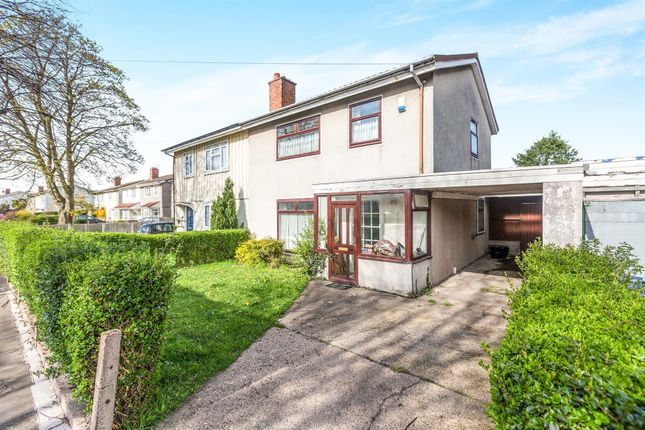 3 bed semi-detached house for sale in Horrell Road, Sheldon, Birmingham