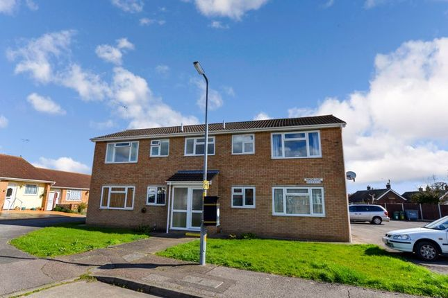 Thumbnail Flat for sale in Fairlop Close, Clacton-On-Sea