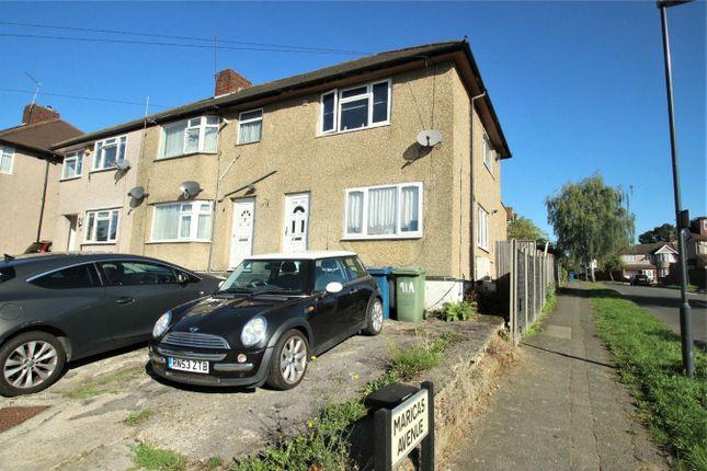 Thumbnail Flat to rent in Long Elmes, Harrow, Middlesex