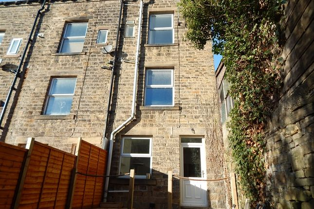 Thumbnail End terrace house for sale in Luddenden Lane, Luddendenfoot, Halifax