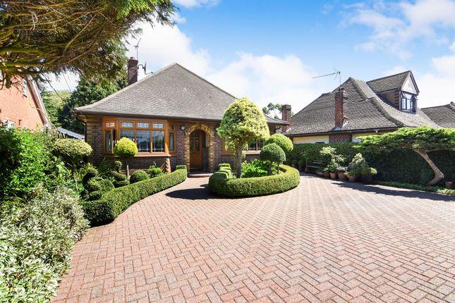 Thumbnail Detached bungalow for sale in Noak Hill Road, Billericay