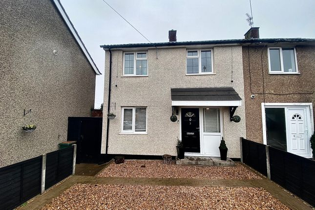 3 bed semi-detached house for sale in Bridgecote, Coventry CV3