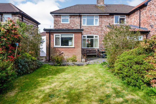 Semi-detached house for sale in Westway, Wavertree, Liverpool