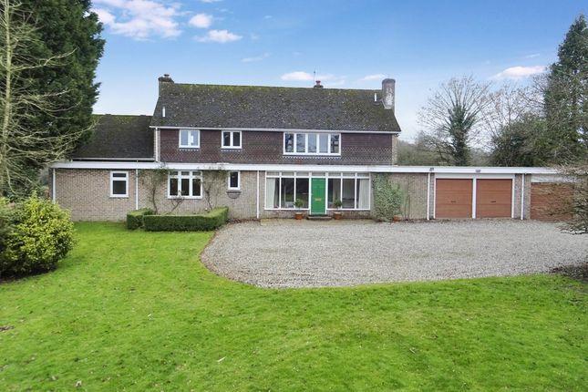 Thumbnail Detached house for sale in Hatt Common, East Woodhay, Newbury