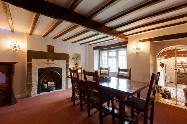 Dining Area of Barlow, Dronfield S18