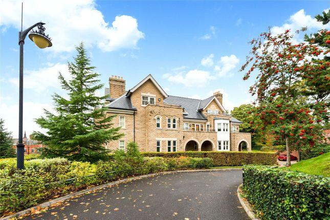 Thumbnail Flat for sale in Kingsbury House, St. Hilarys Park, Alderley Edge, Cheshire