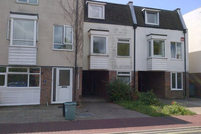 Thumbnail Terraced house to rent in Belmont Street, Portsmouth