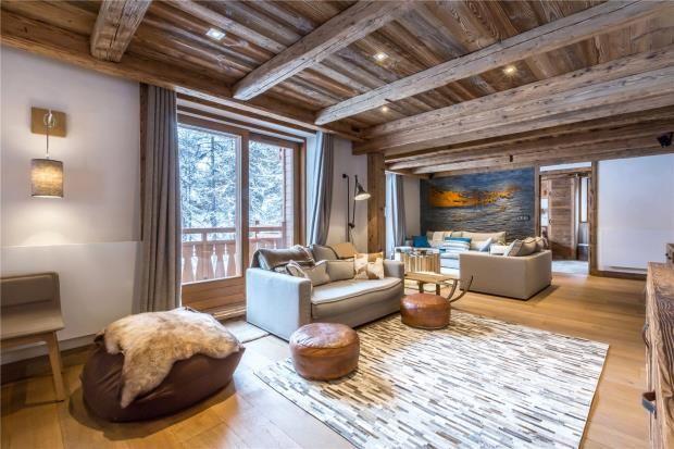 Picture No. 03 of La Legettaz Apartment, Val D'isere, France