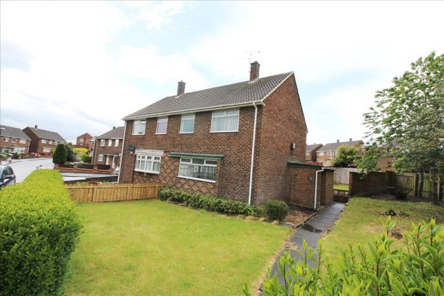 Thumbnail Semi-detached house to rent in The Cove, Shiney Row, Houghton Le Spring