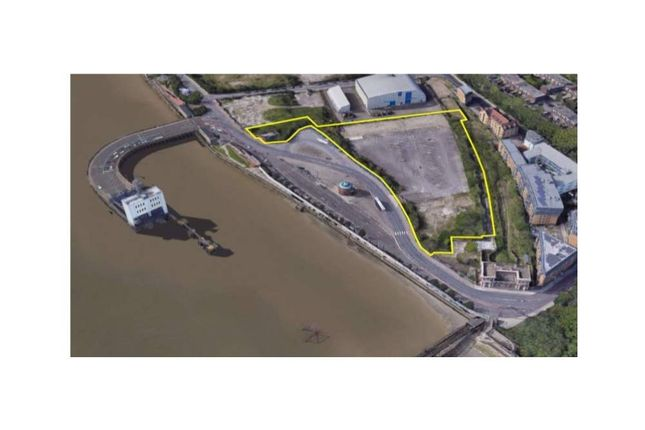 Thumbnail Light industrial to let in Land At Pier Road, London