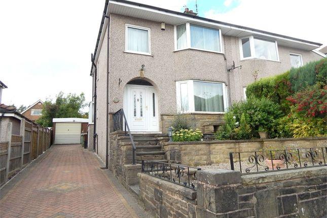Thumbnail Semi-detached house for sale in Kibble Grove, Reedley, Lancashire