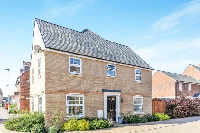 Thumbnail Property for sale in Bose Avenue, Biggleswade, Bedfordshire